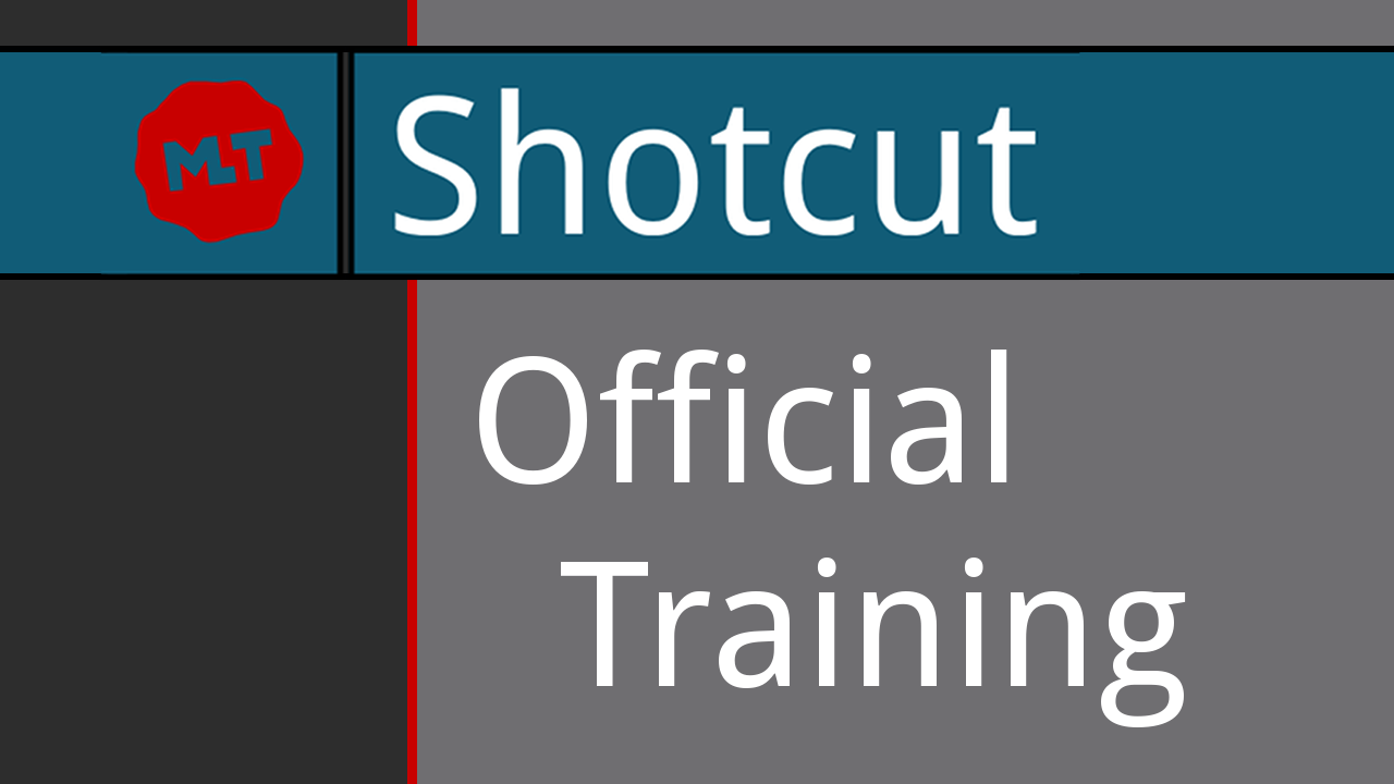 Shotcut Official Training Ad